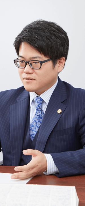 シニアアソシエイト 弁護士 増谷 嘉晃