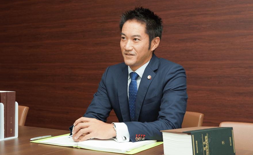 福岡法律事務所長 弁護士 今西 眞