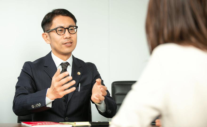 大阪法律事務所長 弁護士 長田 弘樹