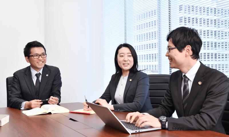 企業側労働法務に注力する法律事務所